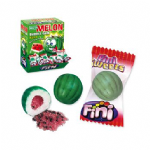 Fini Watermelon Balls Sherbet Filled Gum
